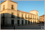 Palacio Ducal en la Plaza Mayor